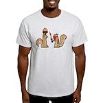 Nut Thief Light T-Shirt