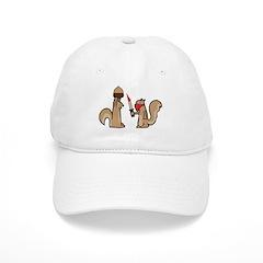 Nut Thief Baseball Cap