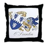 O'Scanlon Family Sept Throw Pillow