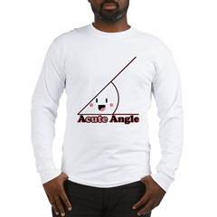 Acute Angle Long Sleeve T-Shirt