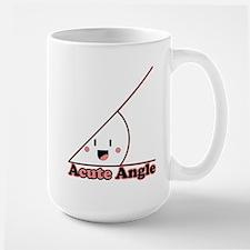 Acute Angle Large Mug