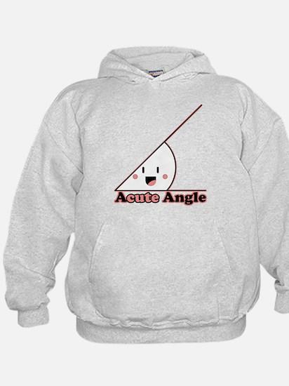 Acute Angle Hoodie