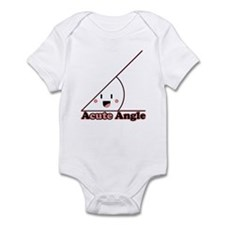 Acute Angle Infant Bodysuit