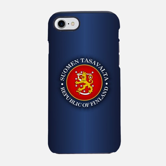 Finland Iphone 7 Tough Case