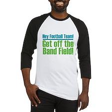 Marching Band Field Baseball Jersey