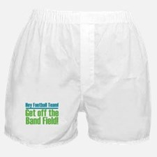 Marching Band Field Boxer Shorts