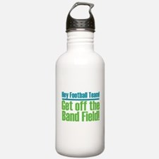 Marching Band Field Water Bottle