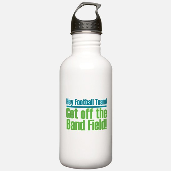 Marching Band Field Water Bottle