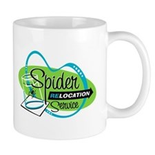 Spider Relocation Service Mug