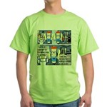 Writers' Party Green T-Shirt