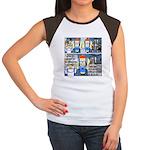 Writers' Party Women's Cap Sleeve T-Shirt