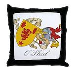O'Shiel Family Sept Throw Pillow