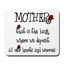 A Mother's Care Mousepad