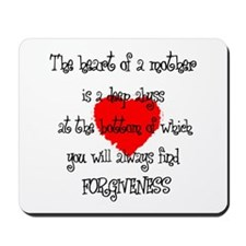 The Heart of a Mother Mousepad