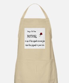 Full Time Mother BBQ Apron