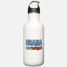 Obama Oh %#@* ! Water Bottle