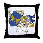 O'Trehy Family Sept Throw Pillow