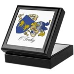 O'Trehy Family Sept Keepsake Box