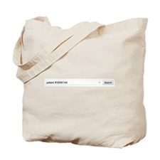 Search: Patent #3899144 Tote Bag