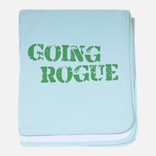 Military Going Rogue Infant Blanket