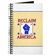 TAKE AMERICA BACK Journal