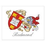 Redmond Family Sept Small Poster