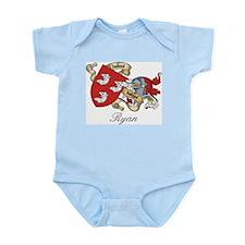 Ryan Family Sept Infant Creeper