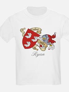 Ryan Family Sept Kids T-Shirt
