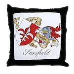 Sarsfield Family Sept Throw Pillow