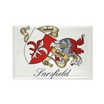 Sarsfield Family Sept Rectangle Magnet (10 pack)