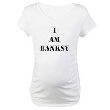 I Am Banksy Shirt