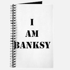 I Am Banksy Journal