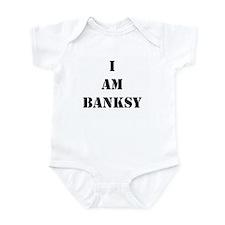 I Am Banksy Infant Bodysuit