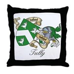 Tully Family Sept Throw Pillow