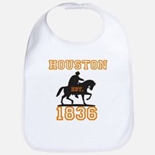 Houston - EST. 1836 Bib