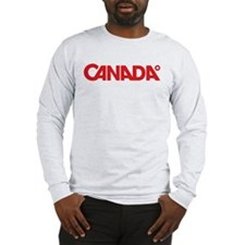 Canada Styled Long Sleeve T-Shirt