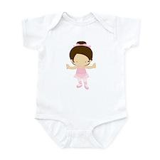 Little Ballerina Infant Bodysuit