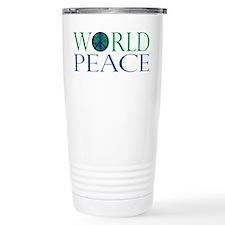 World Peace Travel Mug