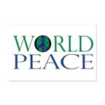 World Peace Mini Poster Print
