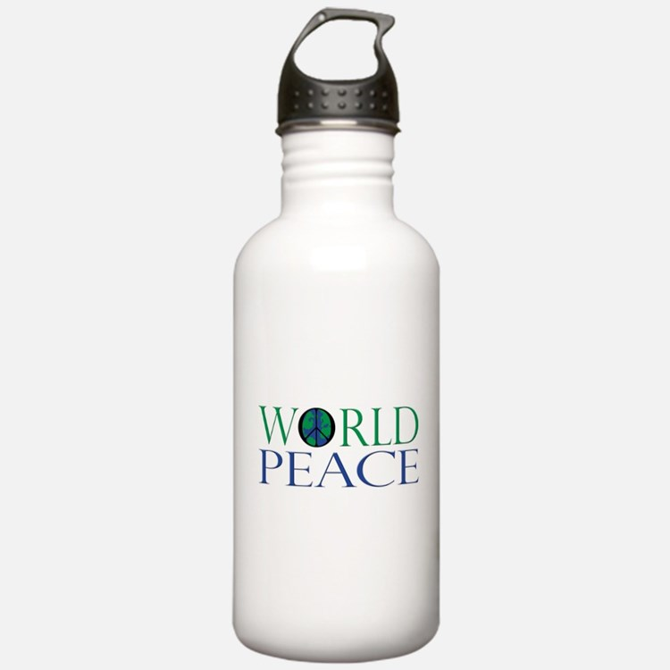 World Peace Water Bottle
