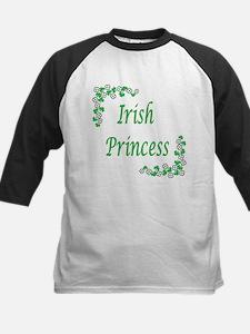 Irish Princess-2 Kids Baseball Jersey