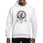 Young Clan Badge Hooded Sweatshirt