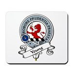Young Clan Badge Mousepad