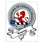 Young Clan Badge Small Poster