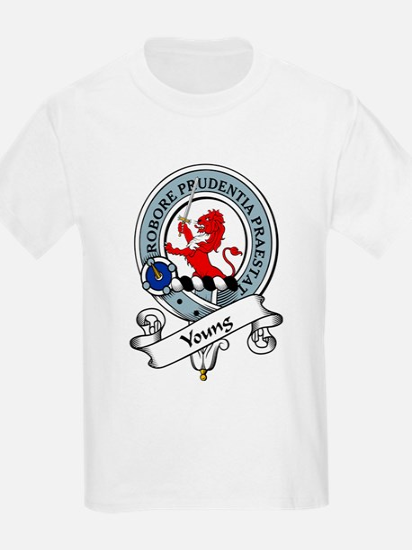 Young Clan Badge Kids T-Shirt