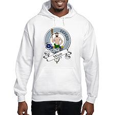 Wood Clan Badge Hoodie Sweatshirt