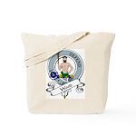 Wood Clan Badge Tote Bag