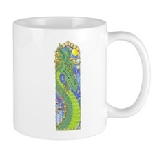 Dragon Bookmark Mug