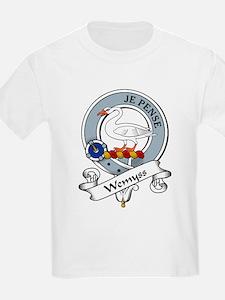 Wemyss Clan Badge Kids T-Shirt