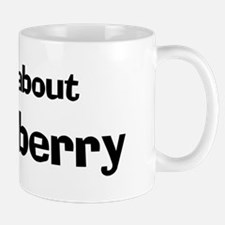 It's all about Huckleberry Mug